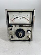 Vintage Hp 435b Power Meter