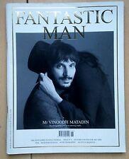 FANTASTIC MAN 6,Vinoodh Matadin,Adam Kimmel,Peter Murphy,Steve McQueen,Koolhaass