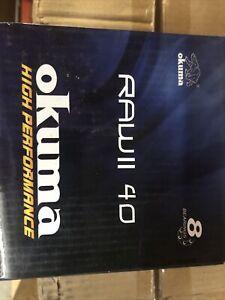 Okuma RAW 2  8 Bearings