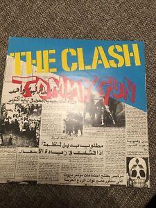"The Clash -  Tommy Gun / 1-2 Crush On You  ~ 7"" Vinyl UK 1978  P/S"