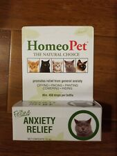 HomePet Feline Anxiety Relief - Brand New - 15mL - Free Shipping