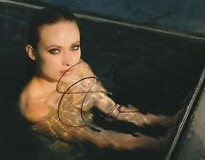 SEXY ANGELINA JOLIE 8X10 COLOR PHOTO AUTOGRAPH TOMB RAIDER SALT BEOWULF