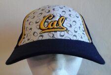 Cal State Bears Baseball Cap Hat Mens S M N Era Fitted Blue Yellow 85f1e3628