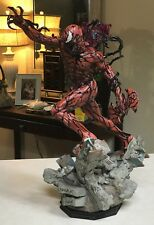 SIDESHOW EXCLUSIVE CARNAGE PREMIUM FORMAT #332/1000 (MIB) AVENGERS SPIDERMAN