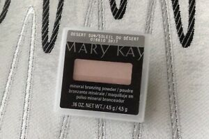 New In Package Mary Kay Mineral Bronzing Powder Desert Sun #016610 ~ Fast Ship