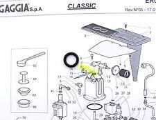 Gaggia Classic, Baby, Evolution-Steam Valve Gasket/O Ring for Boiler DM0041/081