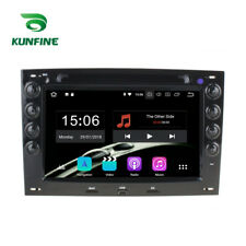 Android 9.0 Octa Core Car Stereo DVD GPS Player Navi For Renault Megane 03-08