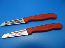 2 x Schälmesser Küchenmesser Gemüsemesser RÖR Kartoffelschälmesser Sehr scharf