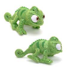 NUOVO Ufficiale Disney aggrovigliati SPILLA Pascal il Chameleon Mini Morbido Giocattolo Peluche