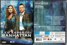 LES EXPERTS MANHATTAN - Saison 2 - Coffret Volume 1- Digipack - 3 DVD - OCCASION