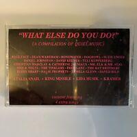 What Else Do You Do Azalia Snail King Missle (Cassette)
