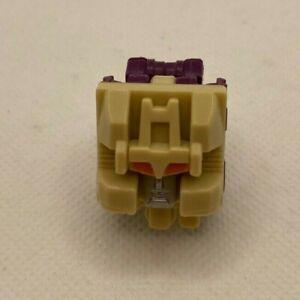 SCORPONOK HEADMASTER LORD ZARAK 1987 Vintage Hasbro G1 Transformers part