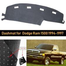 Dashboard Cover Dashmat Sunshade for Pickup 94-1997 Dodge Ram 1500 2500 3500