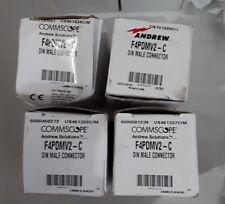 ANDREW F4PDMV2-C Din-Male Connector for Heliax FSJ4-50B Coax