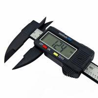 Micromètre électronique de jauge à coulisse numérique LCD 150 mm / 6 pouces