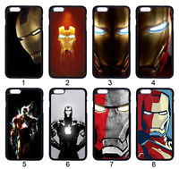 Iron Man Avengers For Samsung Galaxy iPhone iPod LG Moto SONY HTC HUAWEI Case