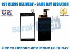 Sony Xperia M2 D2302 D2303 D2305 D2306 Touch Screen Digitizer Glass + LCD Black