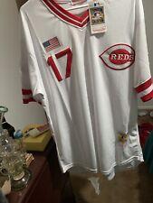 Chris Sabo Cincinnati Reds Jersey