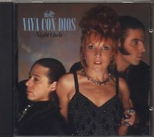 VAYA CON DIOS - Night owls - CD 1990 NEAR MINT CONDITION