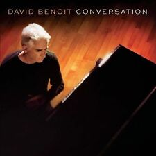 Audio CD: Conversation, David Benoit. Acceptable Cond. . 888072332751
