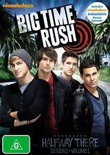 Big Time Rush : Season 1 : Vol 1 (DVD, 2011, 2-Disc Set)