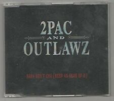 2pac and outlawz -baby don't cry (keep ya head up II)  scare cd