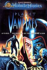 PLANET OF THE VAMPIRES D.V.D 1965