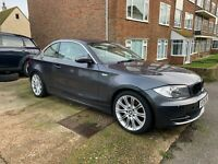 BMW 123D COUPE AUTO SPARE/REPAIRS