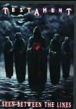 Testament - Seen Between the Lines [New DVD] Explicit, Subtitled, NTSC Region 2