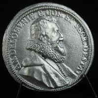 Medal Antoine D Field Aristocrat Ambassador England Louis XIV Overtype