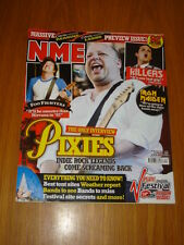 NME 2005 AUG 27 PIXIES FOO FIGHTERS KILLERS GORILLAZ