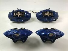 6875704 Bremsanlage Bremssättel Satz M-Sport Blau BMW 3er (F30, F80) 330i