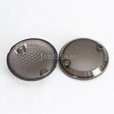 ABS Turn Signal Lenses For Suzuki Intruder Volusia VS VL 800 1400 1500 Marauder