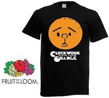 Karl Pilkington Clockwork Orange Professionally Printed T shirt Tee Mens Womans