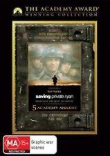 Saving Private Ryan DVD - D-Day - Tom Hanks, Matt Damon (2-Disc Set) PAL - Reg 4