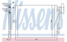 NISSENS Condensador, aire acondicionado PORSCHE BOXSTER 911 94715