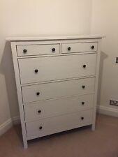 IKEA Hemnes Chest of Drawers in white