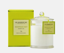 Glasshouse Montego Bay Coconut Lime Triple Scented Candle 350g FREE POST*