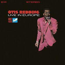 Live In Europe - Otis Redding (2014, CD NEUF)