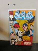 THE PUNISHER WAR-ZONE #4 MARVEL COMICS 1992 BAGGED BOARDED