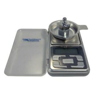 Frankford 205205 Digital Reloading Powder Scale 0.1 Grain Accuracy