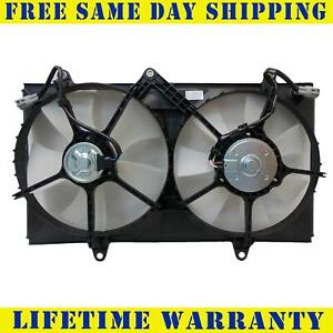 Radiator And Condenser Fan For Toyota Corolla Chevrolet Prizm TO3115106