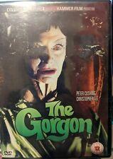 The Gorgon (DVD, 2010) Hammer Horror Peter Cushing Christopher Lee New Sealed