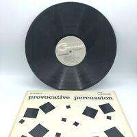 """Provocative Percussion"" Enoch Light & The Light Brigade Vinyl LP"
