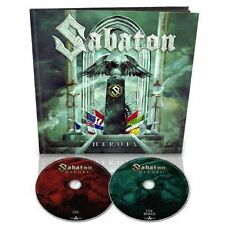 SABATON - HEROES-EARBOOK NEW CD