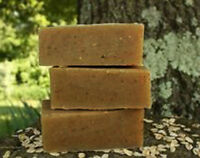 3 PACK - Organic Herbal & Botanical Soap Handmade in Zimbabwe African Black Soap