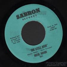 (Hear) 1975 Ruthi Navon Pop Rock 45 (One Little Hour)