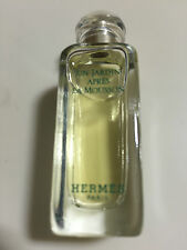 Hermes UN JARDIN APRES LA MOUSSON 7.5ml/.25oz EDT  eau de toilette mini