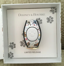 NEW DISNEY DOONEY AND BOURKE DOGS MAGIC BAND LIMITED RELEASE UNLINKED RARE HTF