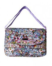 Tokidoki Roma Italy Rome City Anime Chibi Cross Body Messenger Bag TK1701403